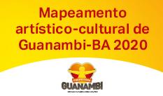 Mapeamento artístico-cultural Guanambi-BA 2020