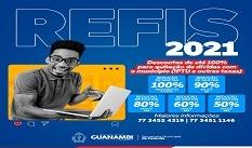 REFIS (quitação de dívida - IPTU e outras taxas)